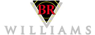 BR Williams logo