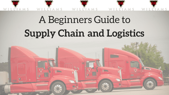 A Beginner's Guide to Supply Chain & Logistics Management