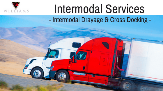 What is Intermodal Drayage & Cross Docking? When Should I Use Them?