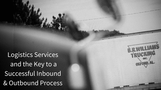 The Key to Successful Inbound and Outbound Processes & Logistics Services [INFOGRAPHIC]