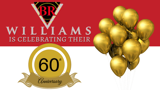 BR Williams Celebrates 60 Years in Trucking and Logistics