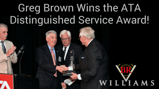 Alabama Trucking & Logistics Executive is Honored for Dedication to the Industry