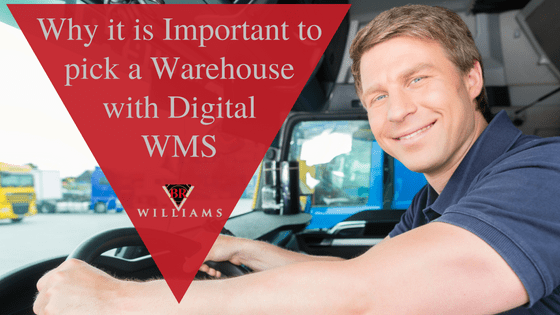 Warehousing Blog | BR Williams Trucking