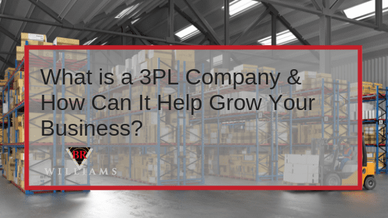 What is a Third-Party Logistics Company?