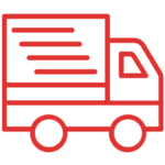 Truck Load Freight Services Icon
