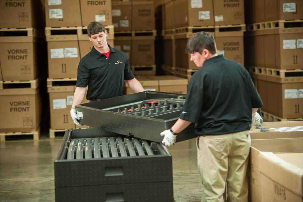 Automotive Manufacturing Distribution and Warehousing Services