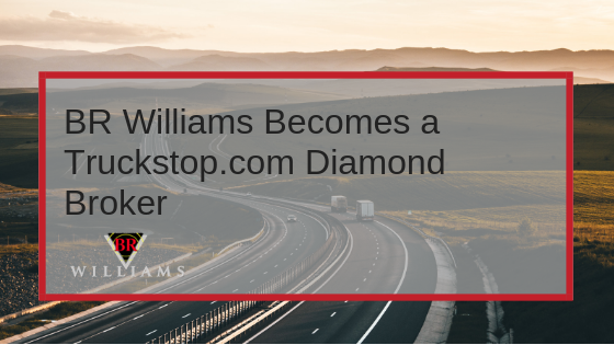 BR Williams Becomes a Diamond Broker