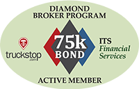 Diamond Broker Bond Logo