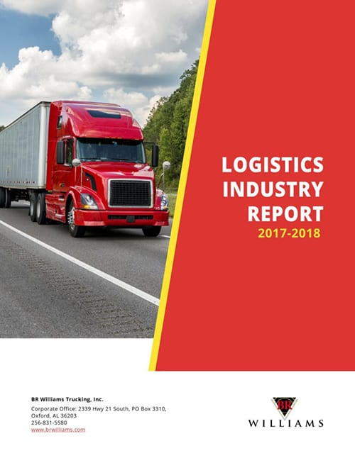 Logistics Industry Report 2018 Cover