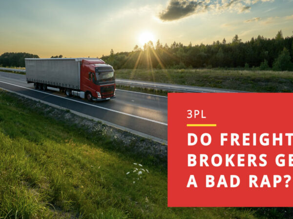 3PL: What is a Freight Broker? Busting Common Freight Brokerage Myths