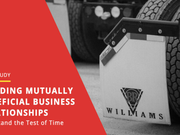 Building Mutually Beneficial Business Relationships That Stand the Test of Time