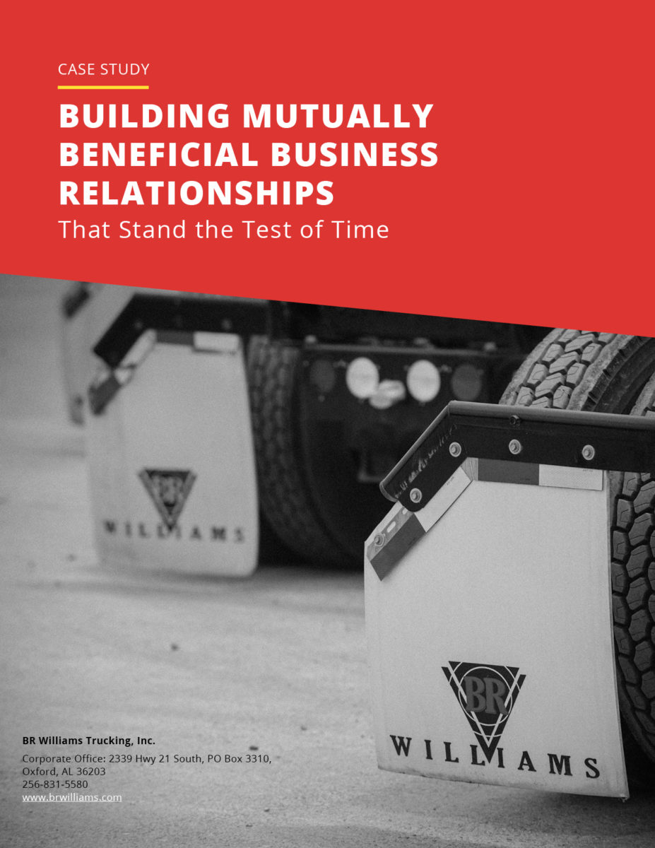 Building Mutually Business Relationships Case Study Cover
