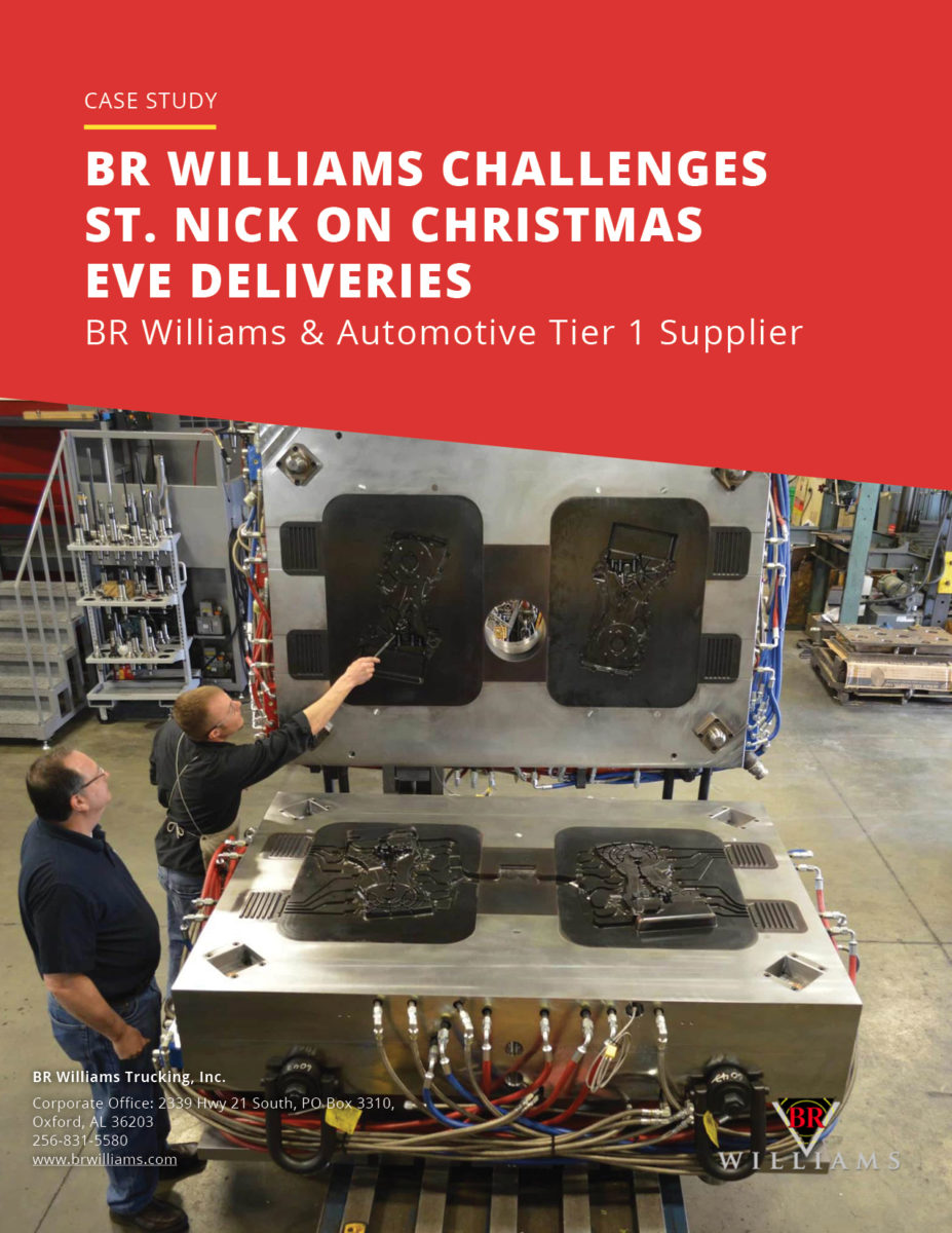 BR Williams Challenges St Nick Case Study Cover