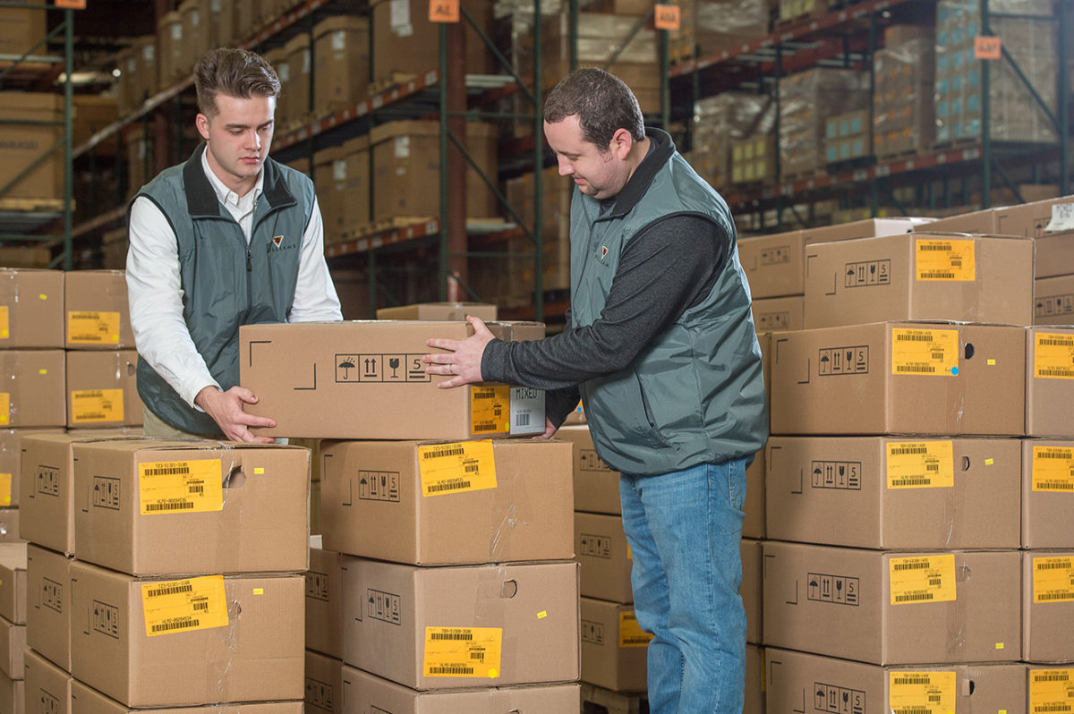 Automotive parts packaging services