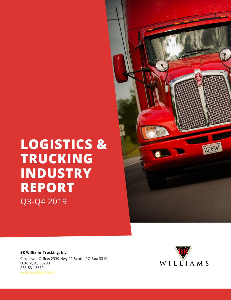 BR Williams Logistics Report 2019 Q3-Q4