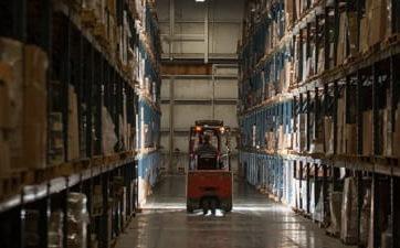 Automotive Supply Chain Warehouse
