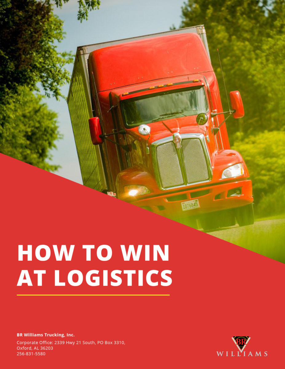 How to Win at Logistics eBook Cover