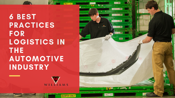 6 Best Practices for Logistics in the Automotive Industry