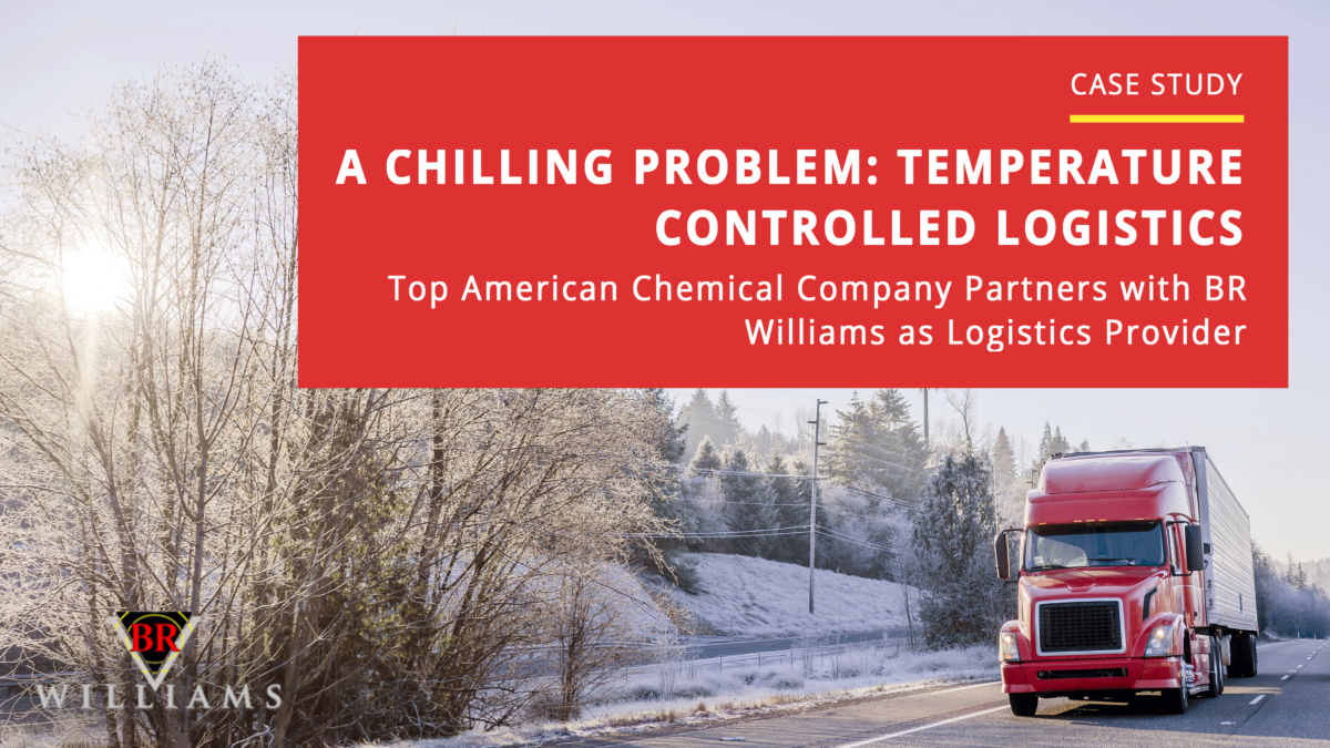 A Chilling Problem: Temperature Controlled Logistics