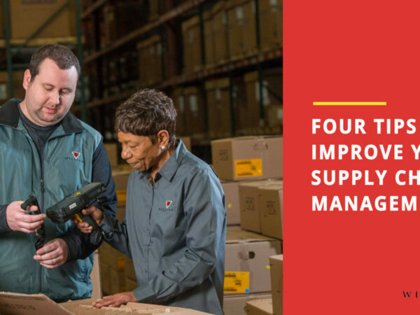 Four Tips to Improve Your Supply Chain Management