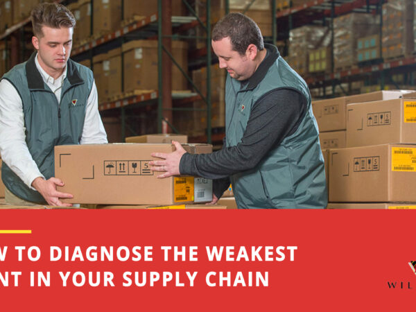 How to Diagnose the Weakest Point in Your Supply Chain