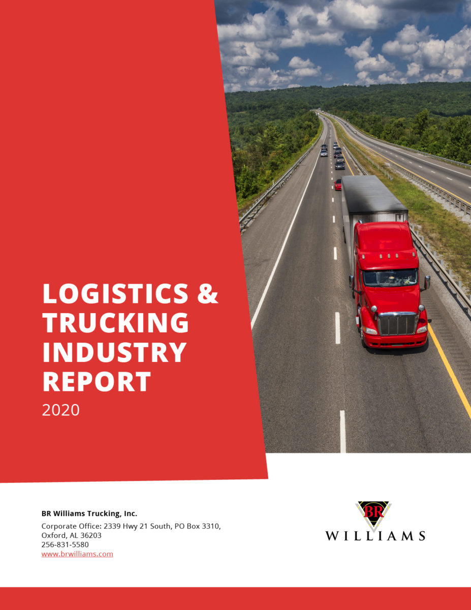 Logistics & Trucking Industry Report 2020 Cover