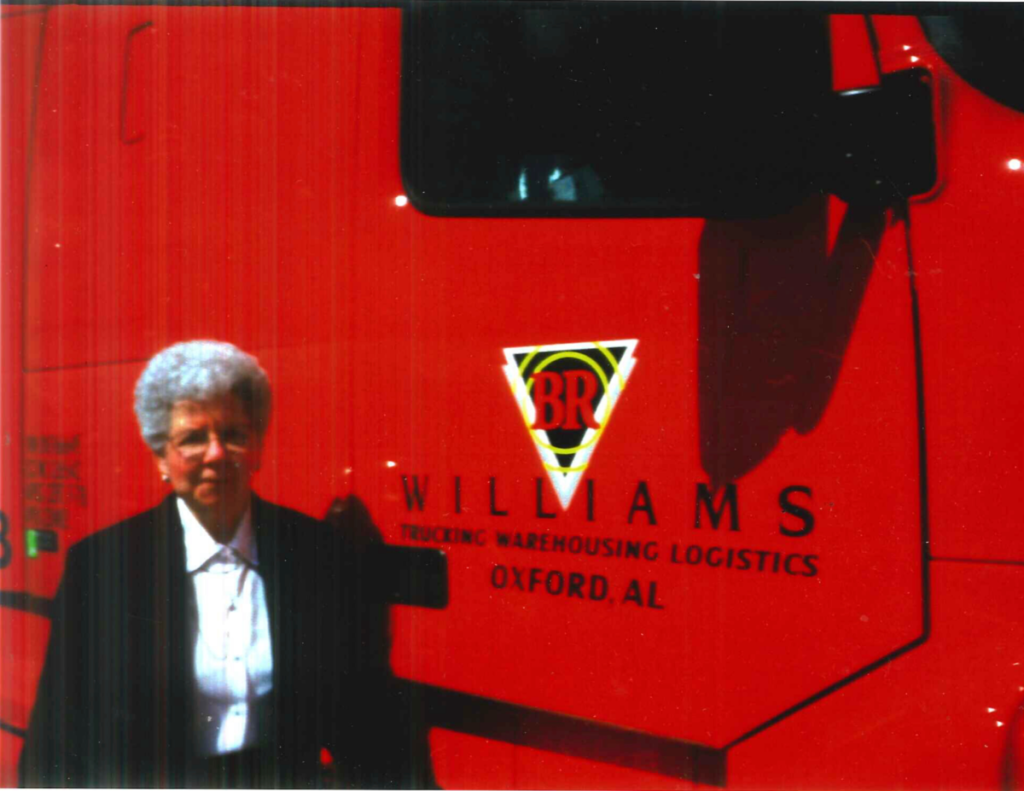 Ruth Williams was the founder of BR Williams
