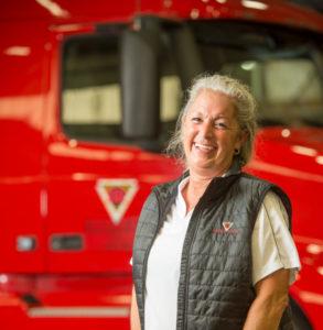 Trucking Women
