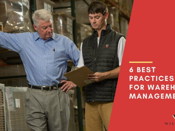 6 Best Practices for Warehouse Management
