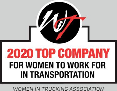 2020 Women in Trucking Association Award Winner