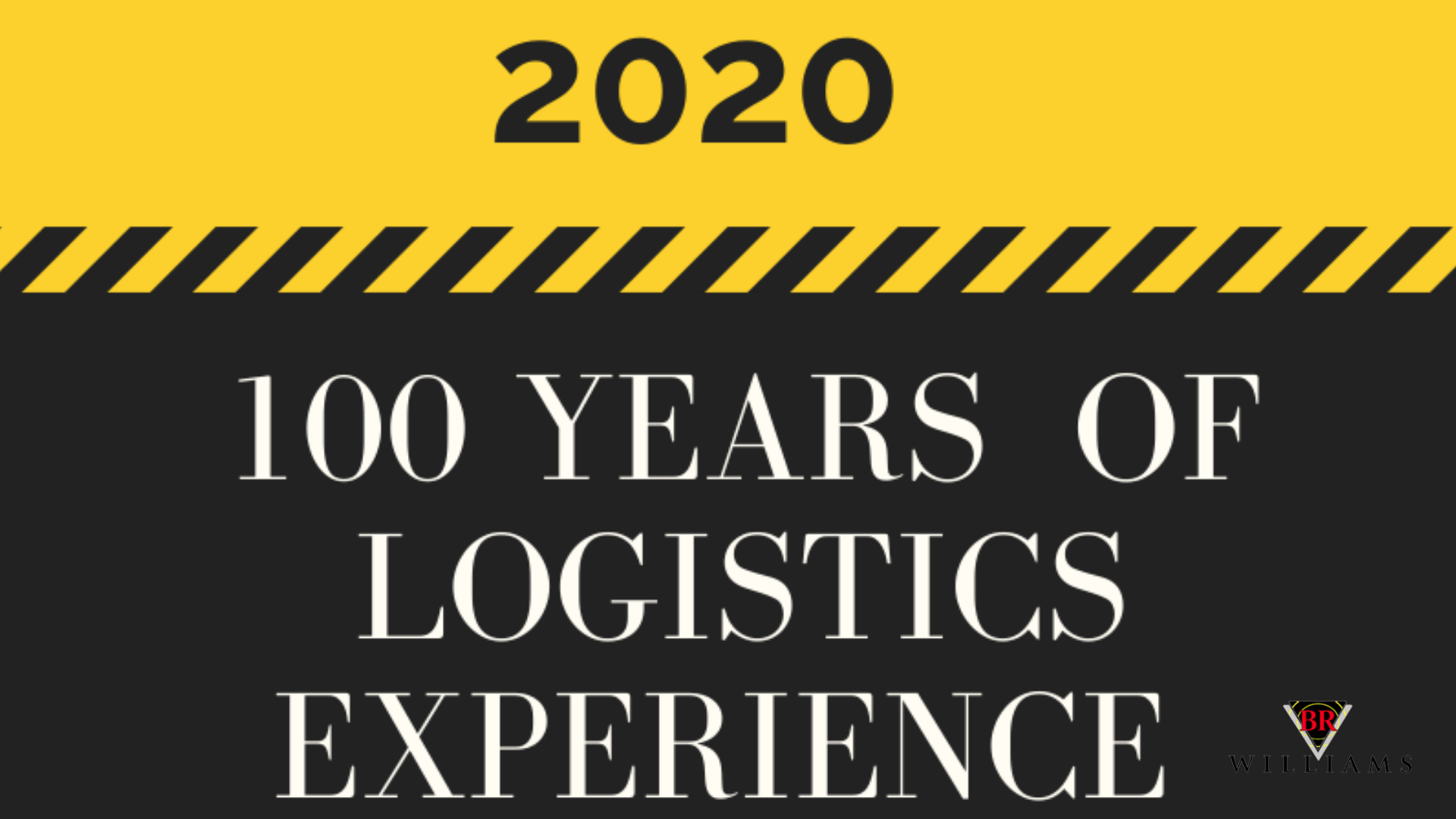 BR Williams Celebrates Logistics 10th Anniversary and 100 Years of Service