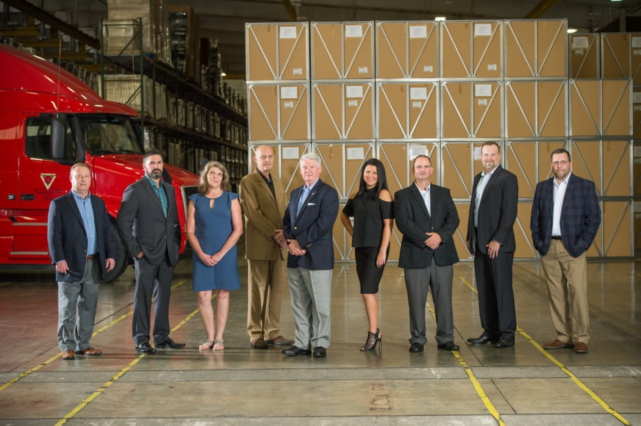 Supply Chain Management Company Executive Team at BR Williams