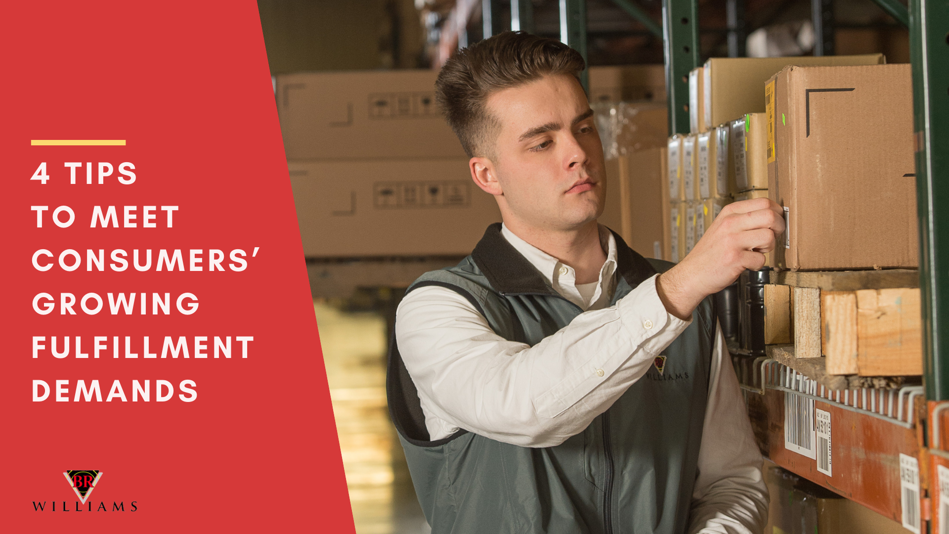 4 Tips to Meet Consumers' Growing Fulfillment Demands