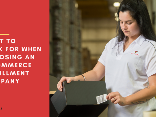 What to Look for When Choosing an E-commerce Fulfillment Company