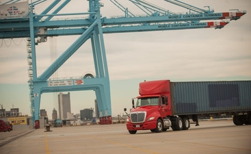 Intermodal Trucking Company   Drayage Company