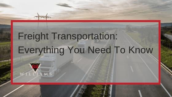 Trucking & Transportation Services