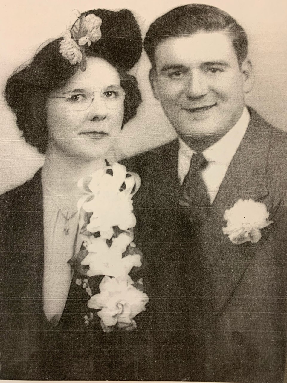 Bill and Ruth Williams