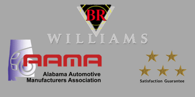 BR Williams, Alabama Based Supply Chain Management Company, Joins the Alabama Automotive Manufacturing Association