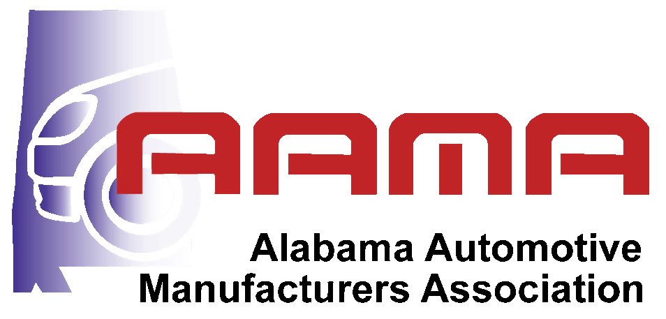 Alabama Automotive Manufacturers Association (AAMA) logo