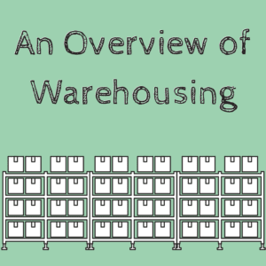 BR Williams Overview of Warehousing Services