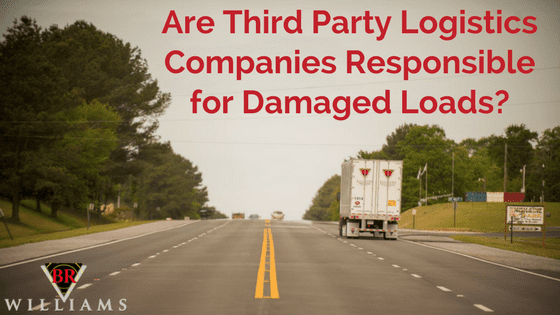 Are Third Party Logistics (3PL) Companies Responsible for Damaged Loads?