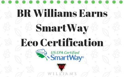 BR Williams Earns SmartWay Eco Certification