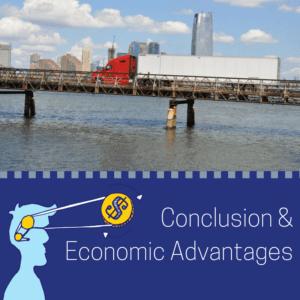 BR Williams Trucking Conclusion & Economic Advantages
