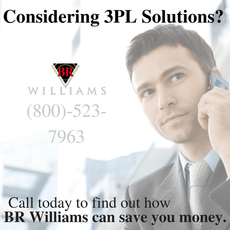 Considering a 3PL Provider