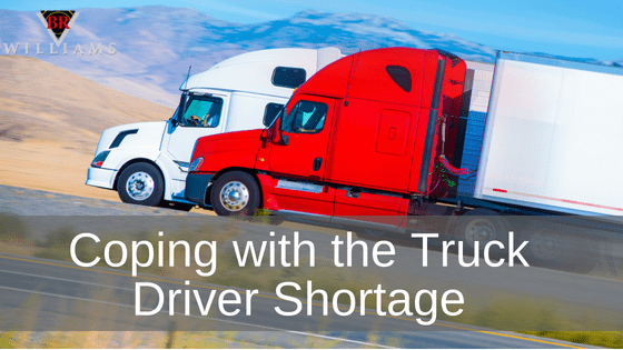 Insight from a Trucking Company: Coping with the Truck Driver Shortage