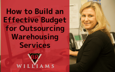 How to Build an Effective Budget for Outsourcing Warehousing Services