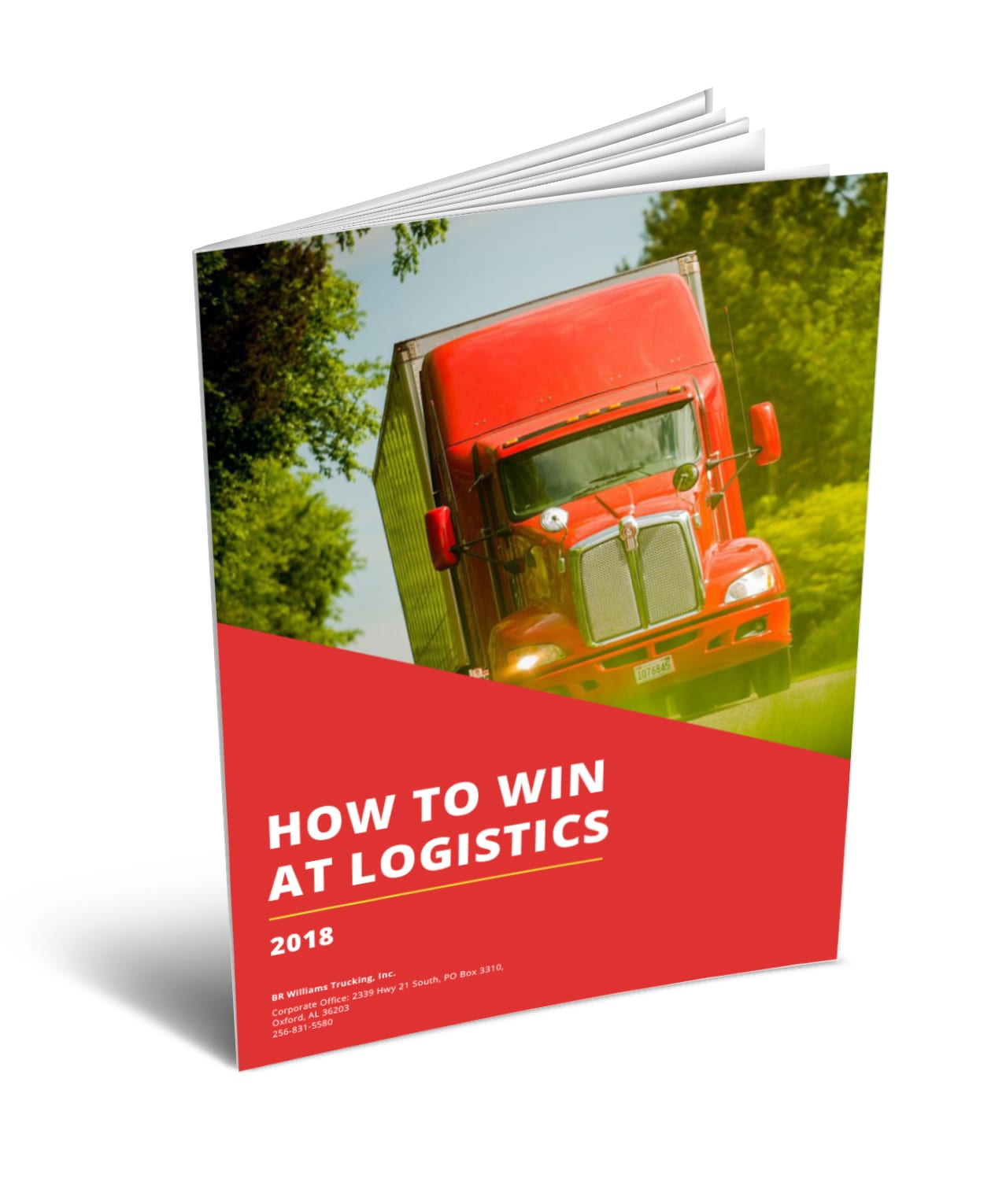 BR Williams How to Win at Logistics Free eBook | BR Williams Trucking