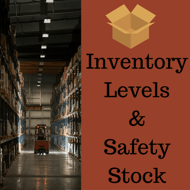 A Beginner's Guide to Supply Chain and Logistics Inventory Levels