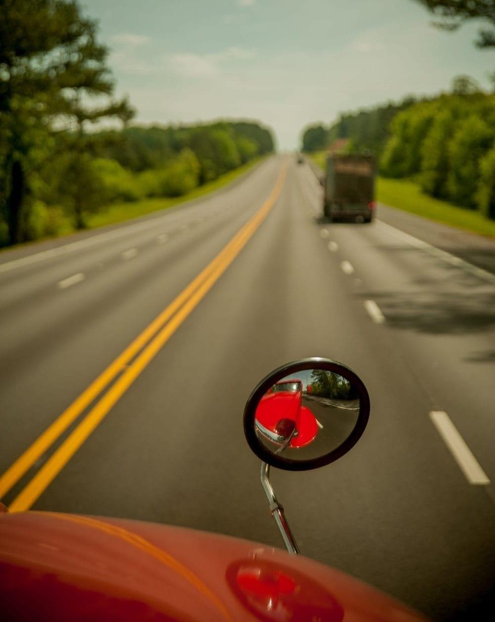 Trucker in Alabama