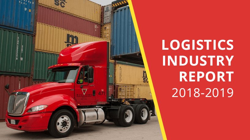 Logistics Trucking Industry Report 2018 2019 With Free Ebook
